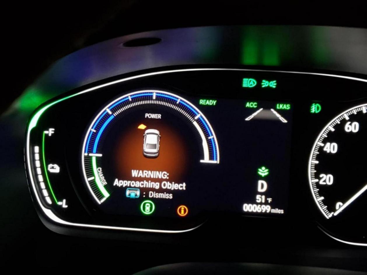 Parking Sensors - 2019 Honda Insight Forum