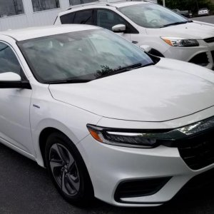 2019 Honda Insight Conrad Chu